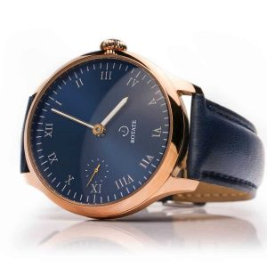 rotate watches mechanical watch hand wound premium leather