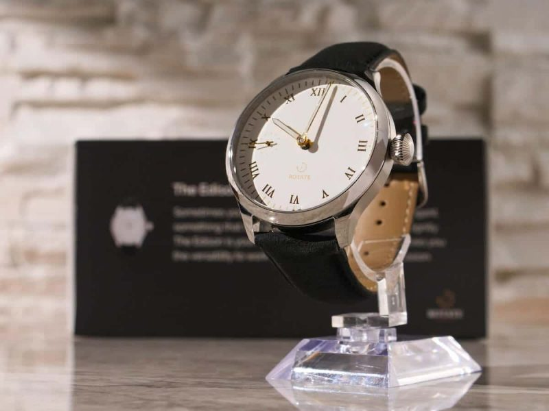 edison rotate watches premium mechanical watch