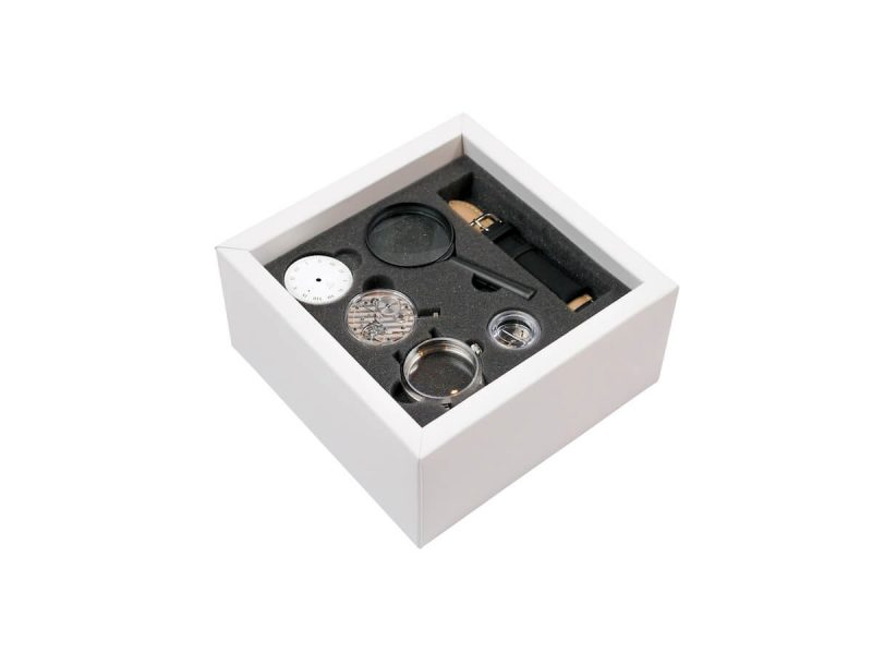 edison box top layer all in one watchmaking kit rotate watches