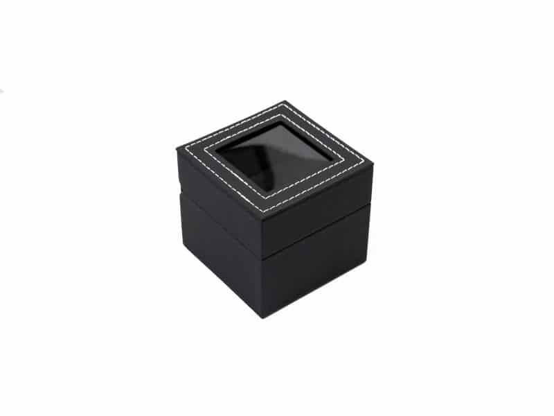 Rotate Watch display case- black