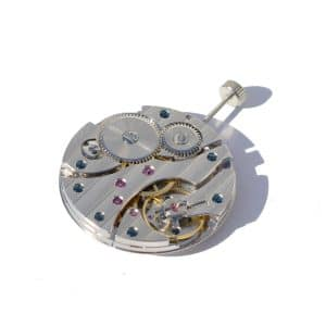 Rotate Watch Movement