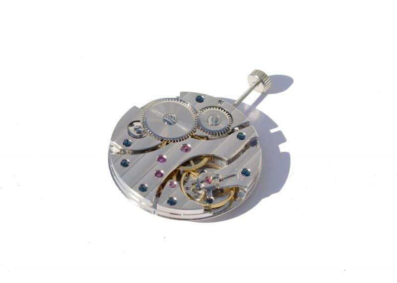 Rotate Watch Movement