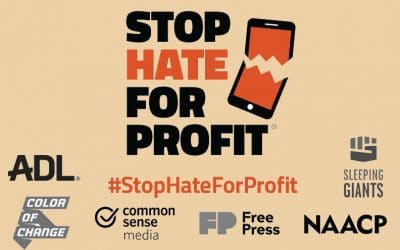 Rotate is Onboard to Stop Hate For Profit