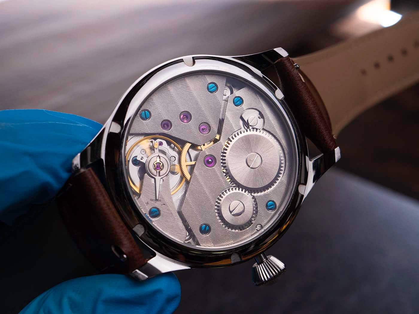 jewel highlight Rotate kits used for watchmaking