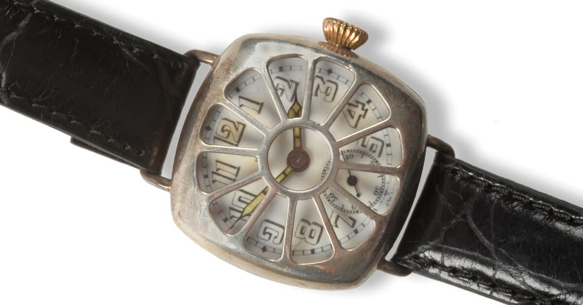 1910s wristwatch, watch watchmaking vintage