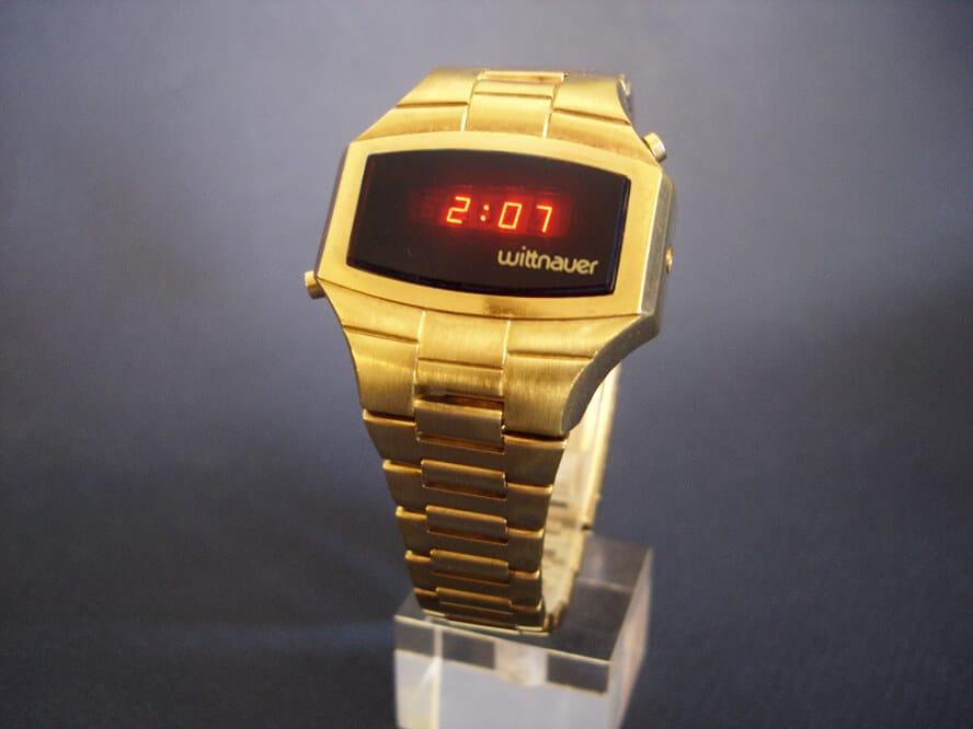 1970s watch vintage