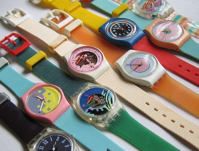 1980s watch vintage
