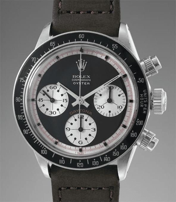 """Rolex Cosmograph Daytona """"Paul Newman Oyster Sotto unique"""