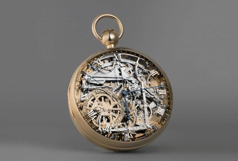 Breguet Marie Antoinette Grand Complication Pocket Watch