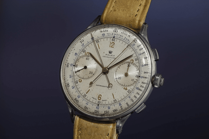 Rolex Reference 4113 Split Second Chronograph watch