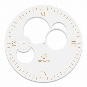watch dial rotate watchmaking kit