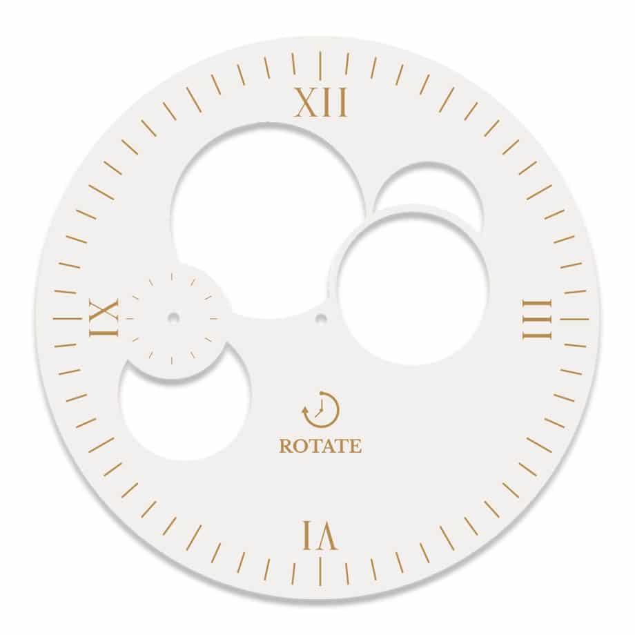 watch dial rotate watchmaking kit