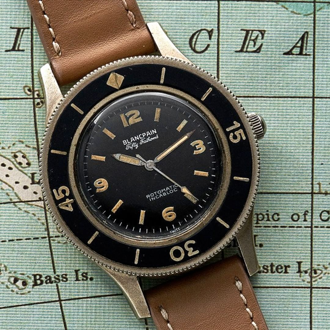 Diving Watch History