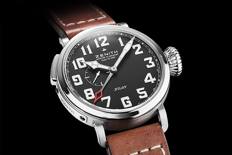 Zenith Pilot Watch