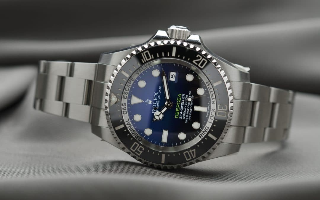 A Brief History of the Dive Watch