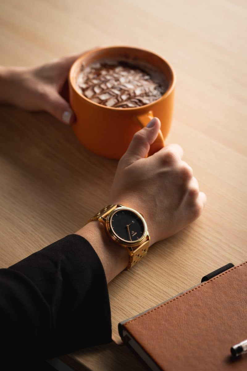 Rotate Watches all-in-one watchmaking kits Eiffel Watch amazing gift