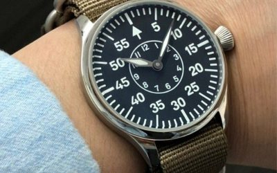 Fun Facts About Pilot Watches