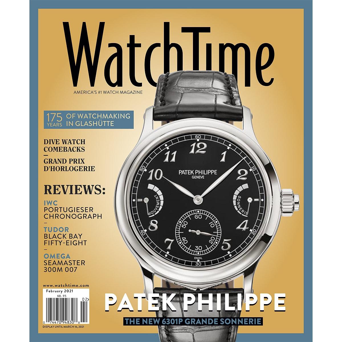 Rotate Watch case press