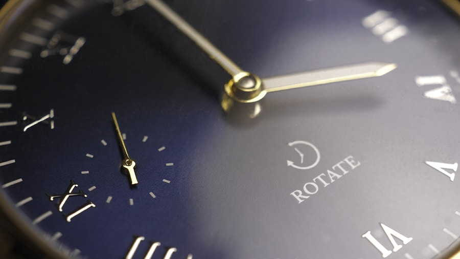 Rotate Watches all-in-one watchmaking kit