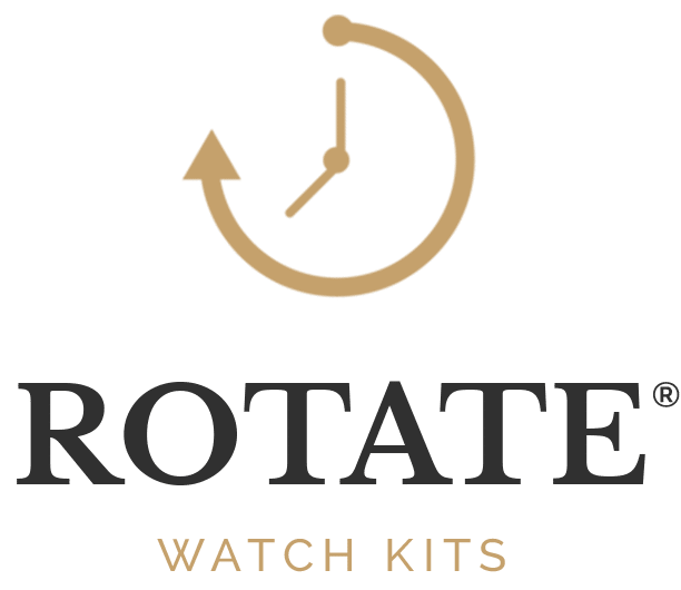 Rotate Watches Watch Kits Logo watchmaking