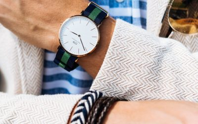 5 New Luxury Watches from August