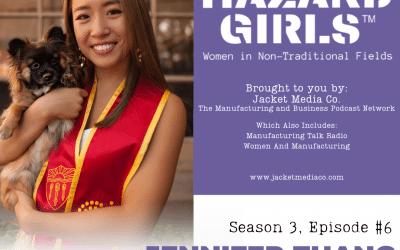 Hazard Girls: Women in Non-Traditional Fields